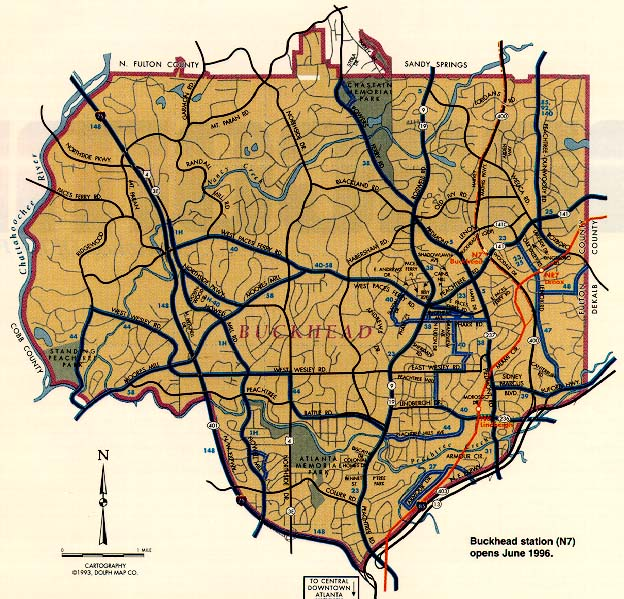 Buckhead Zip Code Map.Perceptions Is Buckhead Suburban Atlanta Lenox Homes